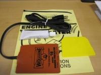 Подогреватель масляного поддона двигателя электрический MODEL 16